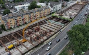 Betonvloer laten storten - Sectoren - Loos Betonvloeren