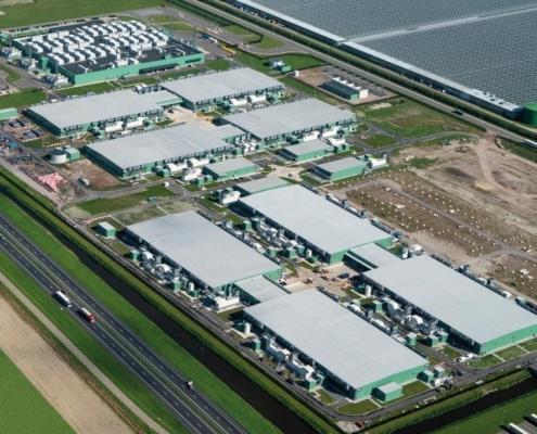 Datacenter te Middenmeer